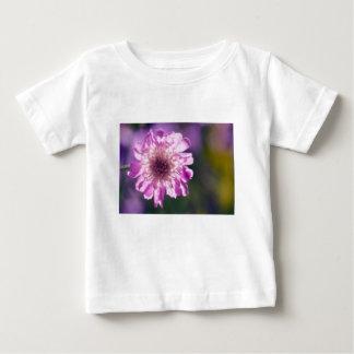 Lavender Scabiosa Flower Baby T-Shirt