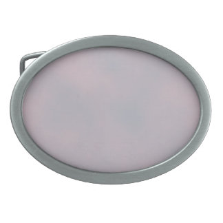Lavender Sky Belt Buckle