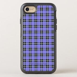 lavender sky light blue white/black stripe OtterBox symmetry iPhone 8/7 case