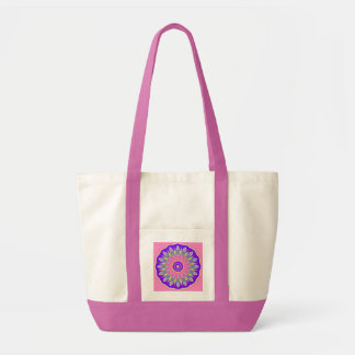 Lavender Spice Beach Bag
