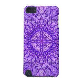 Lavender Star Mandala iPod Touch 5G Case
