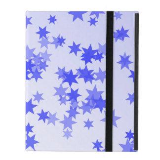 Lavender Stars iPad Cases