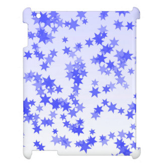 Lavender Stars iPad Cases