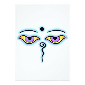 Lavender teal Buddha Eyes.png Card