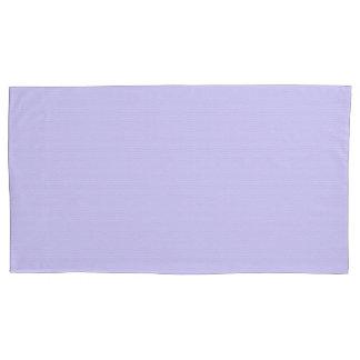 Lavender Texture King Size Pillow Case