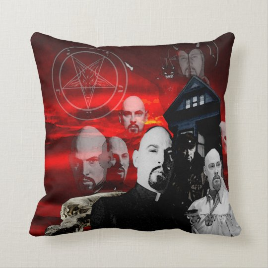 Lavey / Saint Lavey 2-Sided Pillow