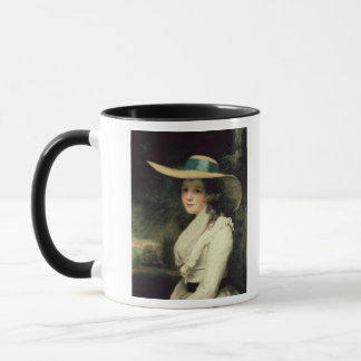Lavinia Bingham, 2nd Countess Spencer  1785-6 Mug