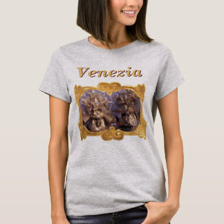 Lavish Costumes From The Carnival of Venice T-Shirt