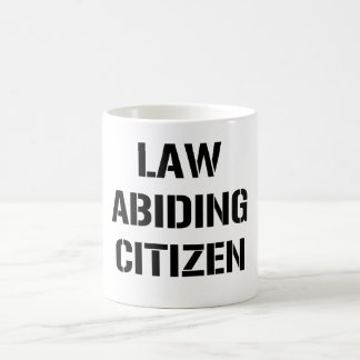 Law Abiding Citizen Mug