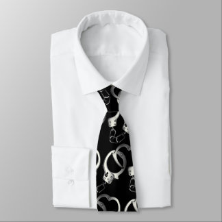 Law Enforcement Handcuff Tie