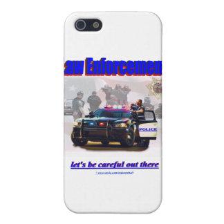 Law Enforcement iPhone 5 Cases