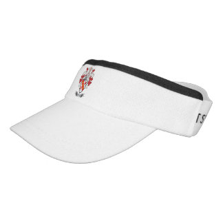 Law Family Crest Coat of Arms Visor