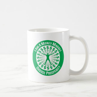 Law of Attraction Classic White Coffee Mug