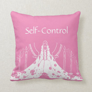 Law of Attraction - HENRY HARRISON BROWN Quote Pillow