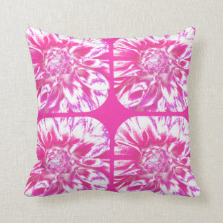Law of Attraction Quote - Dahlia Pillows