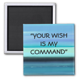 """LAW OF ATTRACTION"" SQUARE MAGNET"