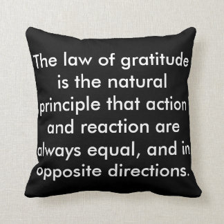 Law of Attraction - Yin Yang Pillow