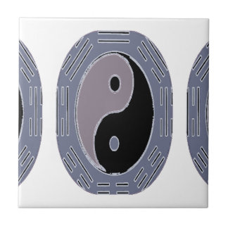 Law of Attraction Yin Yang Tile