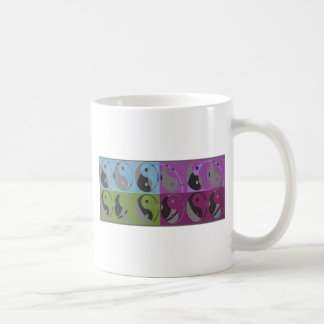 Law of Attraction - Ying Yang Classic White Coffee Mug