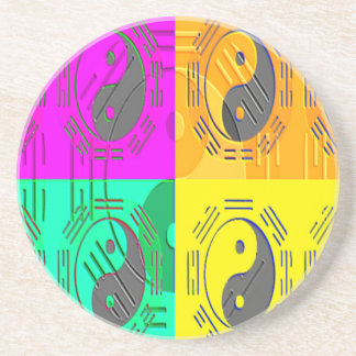 Law of Attraction - Ying Yang Coaster