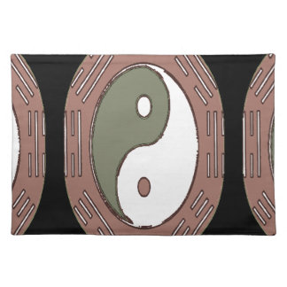 Law of Attraction - Ying Yang Place Mats