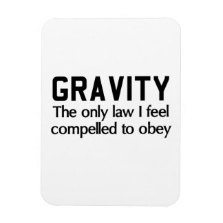 Law of Gravity Magnet