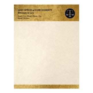 LAW OFFICE - Elegant Letterhead