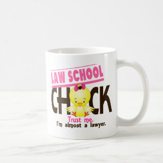Law School Chick 3 Coffee Mug