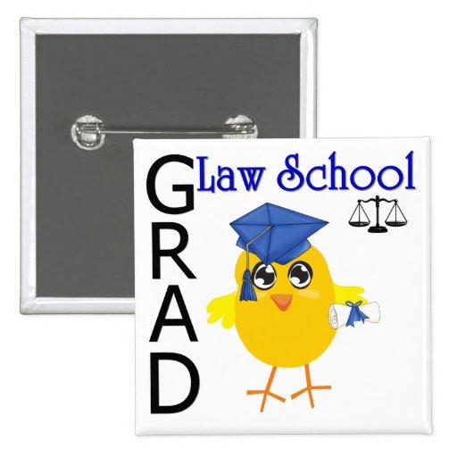 Law School Grad Pin
