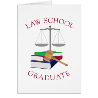 Law School Graduate Card