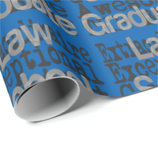 Law School Graduate Extraordinaire Wrapping Paper