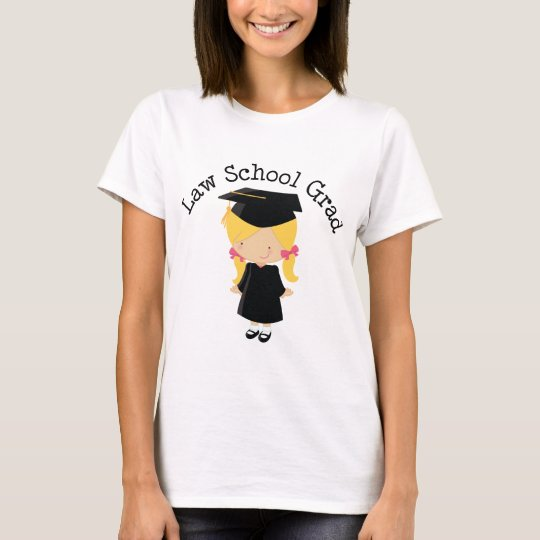 Law School Graduate Gift For Her T-Shirt