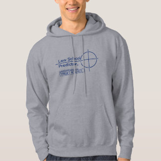 Law School Predictor Hooded Sweatshirt - Hoodie