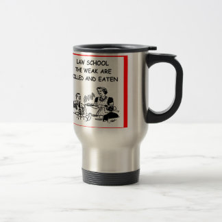 law school travel mug
