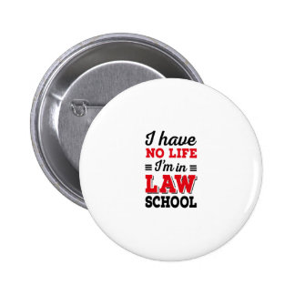 LAW STUDENT 2 INCH ROUND BUTTON