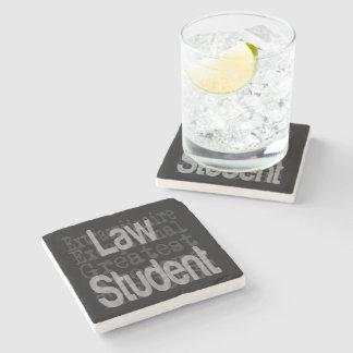 Law Student Extraordinaire Stone Coaster