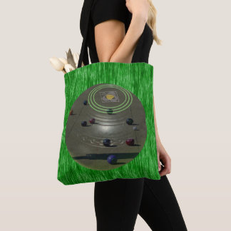 Lawn Bowls Competition Bowl, Tote Bag