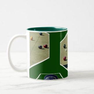Lawn_Bowls,_Two_Toned_Coffee_Mug. Two-Tone Coffee Mug