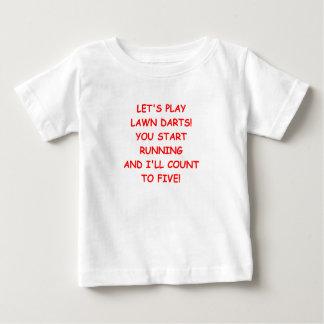 LAWN DARTS BABY T-Shirt