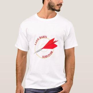 Lawn Darts Survivor T-Shirt