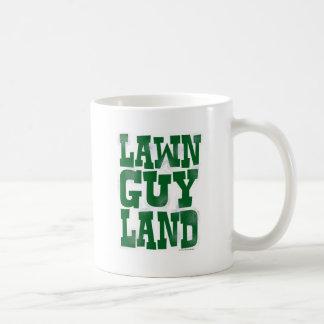 Lawn Guy Land Coffee Mug