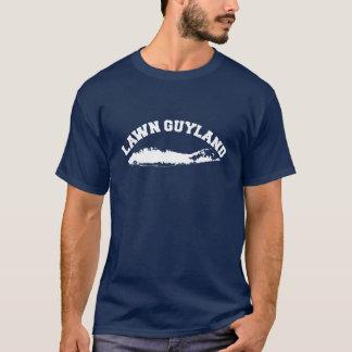Lawn Guyland dark t-shirt