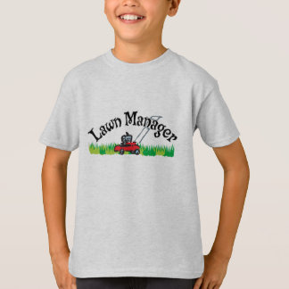 Lawn Manager T-Shirt