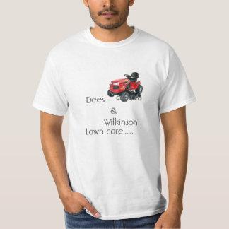 lawn mower, Dees               &               ... T-Shirt