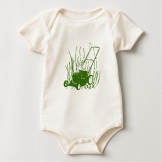Lawn Mower Infant One Piece Baby Romper Bodysuit