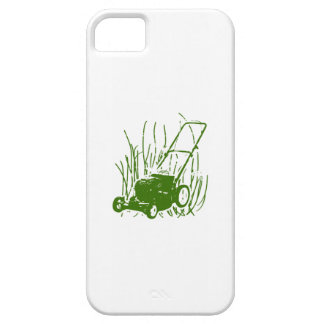 Lawn Mower iPhone 5 Cases