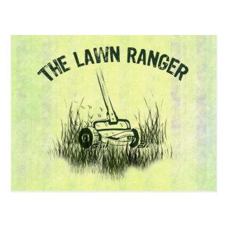 Lawn Ranger Postcards