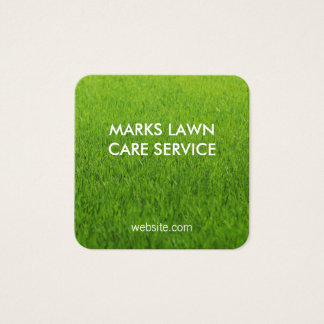 Lawn Square Business Card