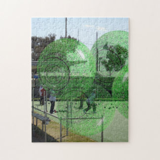 Lawnbowls The Game, Jigsaw Puzzle