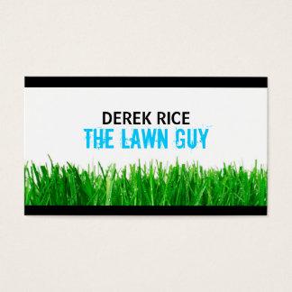 Lawncare Business Card